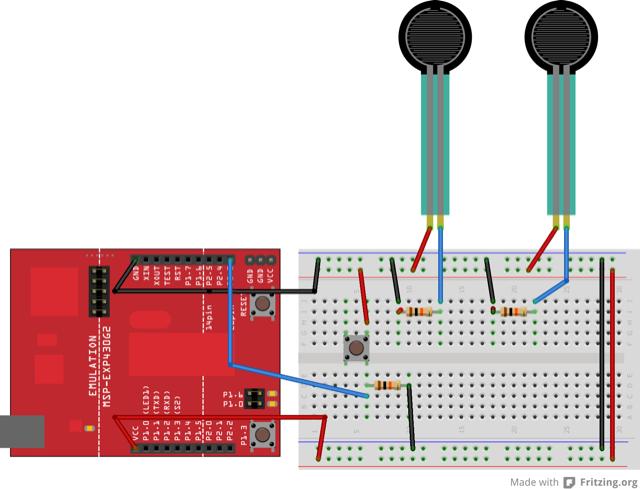 Serial Call and Response ASCII